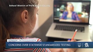 Concerns over statewide standardized testing amid pandemic
