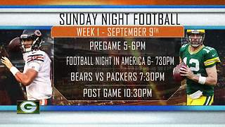 Packers Bears game preview