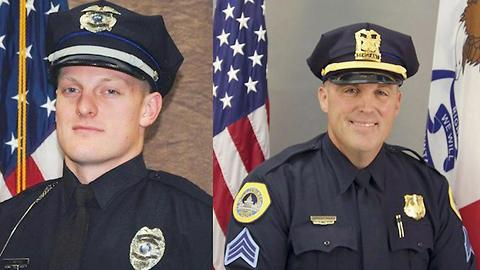 Remembering the Officers Killed In Iowa