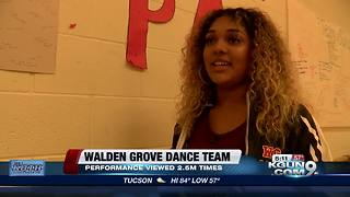 Breaking down the Walden Grove dance team's work ethic - Video