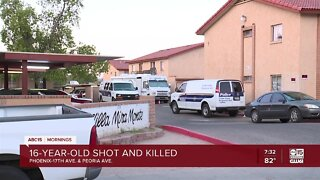 PD: 16-year-old girl shot, killed by another teen in Phoenix