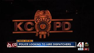 New budget includes 8 of 21 new dispatchers KCPD requested - Video