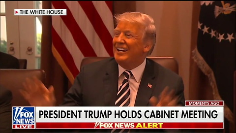 Trump Asked if He Deserves Nobel Peace Prize — His Response Is a Screaming Bald Eagle of Freedom