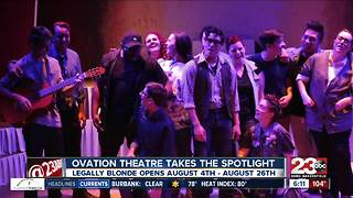 A local theater takes the spotlight in Bakersfield - Video