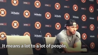 Astros Stars Speak Out On Visiting Trump At White House