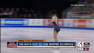 Winter Olympics on 41 Action News just 100 days away - Video