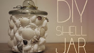 DIY shell jar - Video