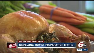 How to prepare the best Thanksgiving turkey - Video