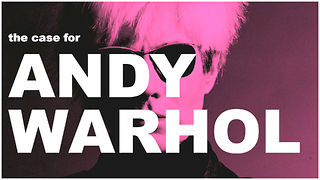 The Case For Andy Warhol - Video