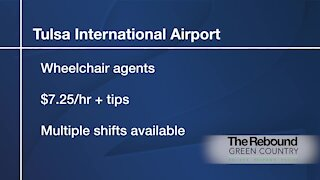 Who's Hiring: Tulsa International Airport