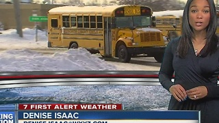 7 First Alert Winter Weather Special - School Closings - Video