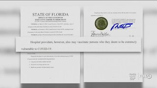 """Legal vaccine """"exception"""" rule exists"""