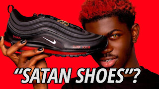 """Satan Shoes""? 