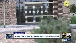 Goodyear Charter school owner accused of fraud - Video