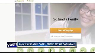 "Donations disappear after ""friend"" runs GoFundMe - Video"