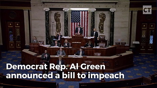 More Democrats Back Trump on Impeachment Vote - Video
