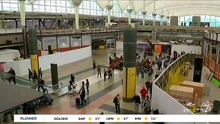 DIA construction is restarting after contractor delay