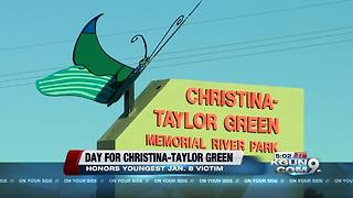 Remembering Christina-Taylor Green, 7 years later - Video