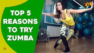 Top 5 Reasons To Try Zumba