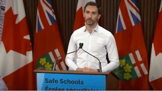 Ontario Is Letting Teaching Students Fill Positions At Schools Dealing With Shortages