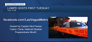 LVMPD hosts first Tuesday