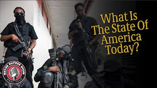 What Is The State Of America Today?
