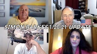 Simon Parkes Update w/ Charlie Ward, David Nino Rodriguez + (January 20th 2021)