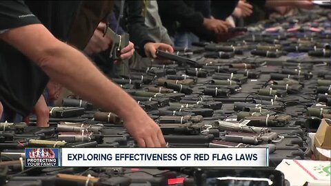Red Flag Law to go into effect Saturday