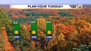 Monday Evening Forecast - Video