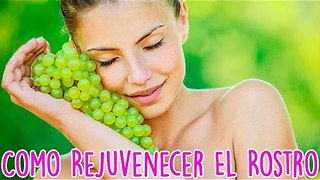 Como Rejuvenecer El Rostro - Video
