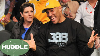 Is LaVar Ball's New League BAD for Kids? -The Huddle - Video