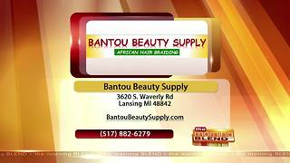 Bantou Beauty Supply - 8/7/17 - Video