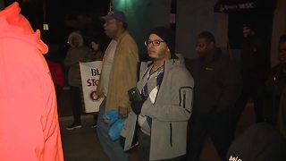 Community fighting back after boy is shot outside his father's east side store - Video