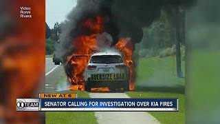 I-Team: Senator Nelson calling for investigation over Kia fires | WFTS Investigative Report - Video