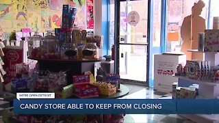 Candy story able to stay open