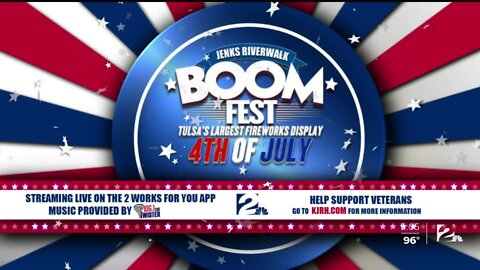 Jenks prepares for Boomfest this weekend