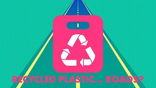 The road to change: 0-60 in plastic bottles - Video