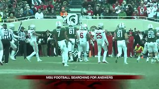 Michigan State hurt by mis-cues in loss to Ohio State