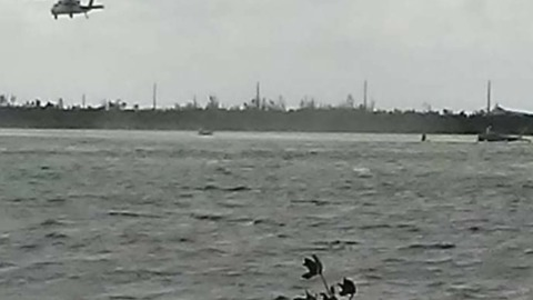 Military Jet Crashes Near Naval Air Station in Key West