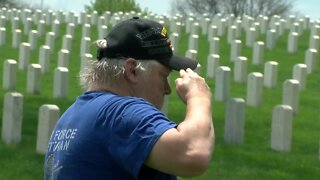 Veterans Group holds Memorial Day services through pandemic