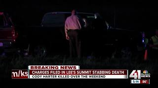 Man charged in I-470 road rage murder - Video