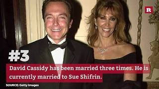 5 Facts about David Cassidy | Rare People - Video