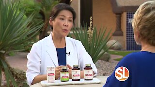 Dr. Jing Liu: Keep your immune system strong