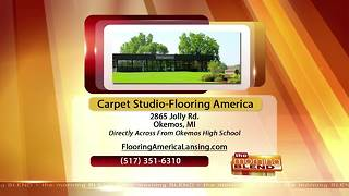 Flooring America Carpet - 11/08/17 - Video