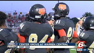 HIGHLIGHTS: Warren Central v Center Grove - Video
