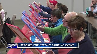 "American Stroke Association holds ""Strokes for Stroke"" event"
