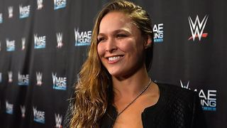 Ronda Rousey: Former judo and UFC star joins WWE - Video