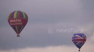 Bristol International Balloon Fiesta 2017 - Video