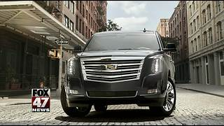 Cadillac rolls out Escalade enticement - Video