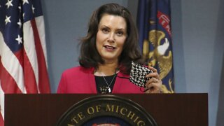 Michigan Gov. Whitmer Extends State Stay-At-Home Order Until June